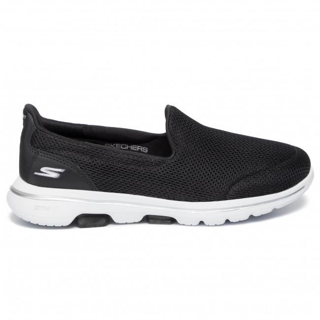 Shoes SKECHERS Go Walk 5 15901BKW BlackWhite Flats