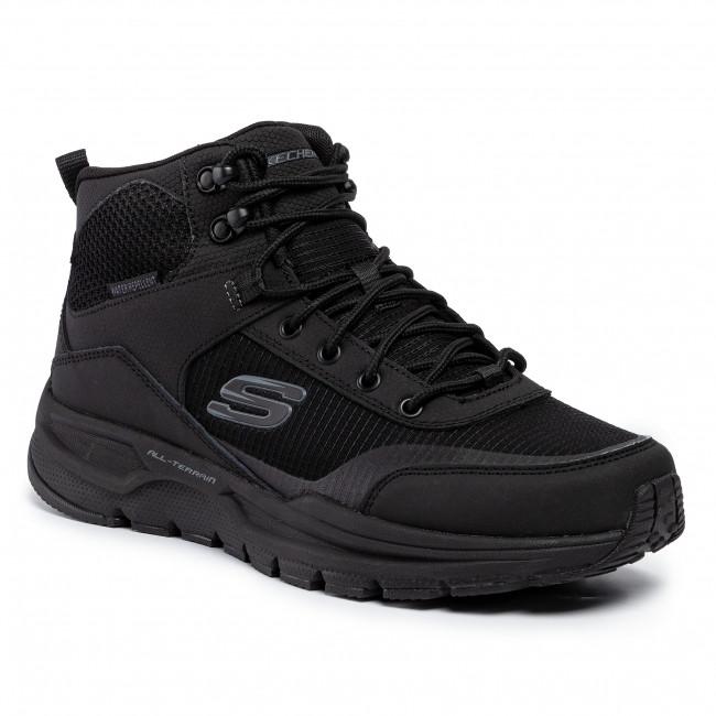 Trekker Boots SKECHERS Woodrock 51705BBK Black