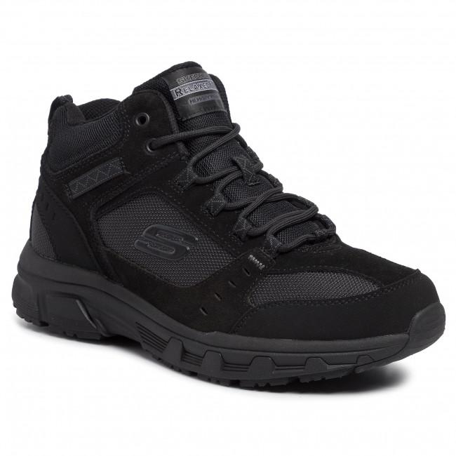 Guiño Lógico provocar  Trekker Boots SKECHERS - Ironhide 51895/BBK Black - Trekker boots - High  boots and others - Men's shoes | efootwear.eu