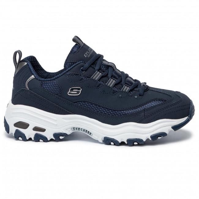Sneakers SKECHERS D'Lites 52675NVY Navy Sneakers Low tf4Tm