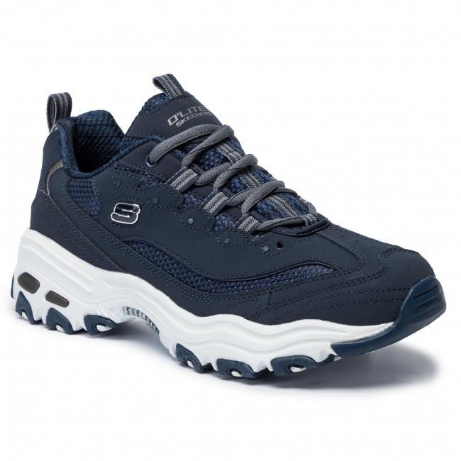 Sneakers SKECHERS - D'Lites 52675/NVY