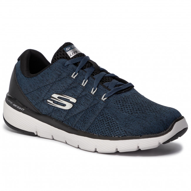 Shoes SKECHERS Stally 52957BLBK BlueBlack