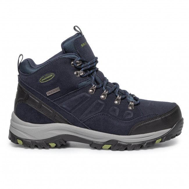 Trekker Boots SKECHERS Pelmo 64869NVY Navy