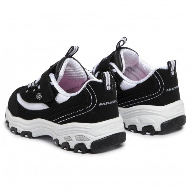 Sneakers SKECHERS D'lites Crowd Appeal 80588NBKW Black 4o1Jg