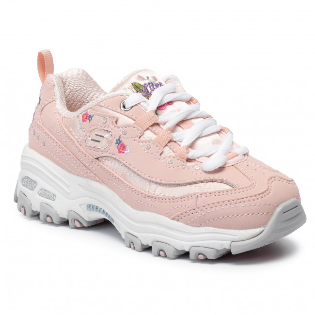 Bright Blossoms 80589L/LTPK Light Pink