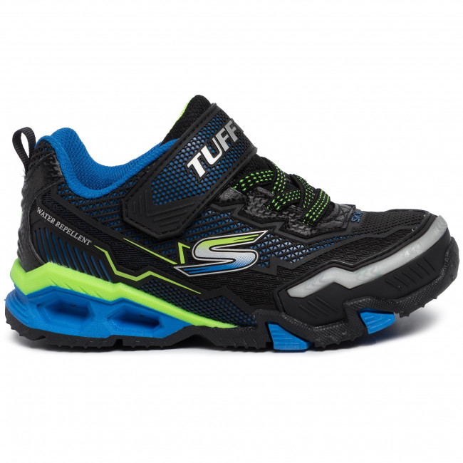 Shoes SKECHERS Hydro Lights 90715LBBLM BlkBlueLime