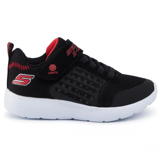 Sneakers SKECHERS Dyna Lights 90740LBKRD BlackRed