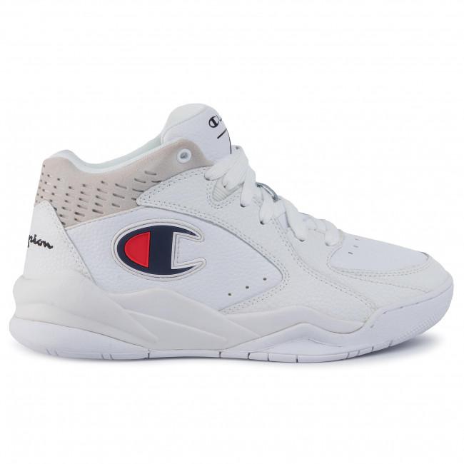 Sneakers CHAMPION Zone Mid S10619 F19 WW001 Wht