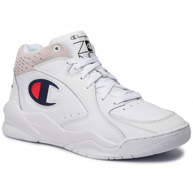 Sneakers CHAMPION Zone Mid S20878 F19 WW001 Wht