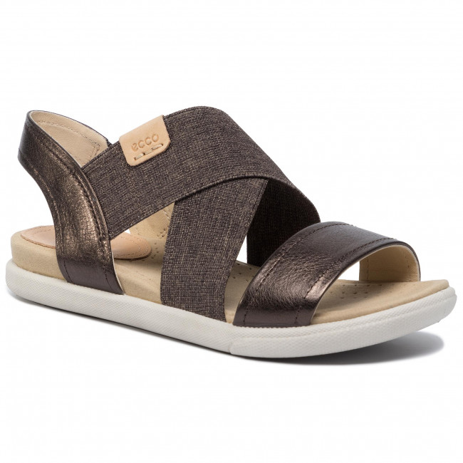 Sandals ECCO Damara Sandal 24822350533 LicoricePowder