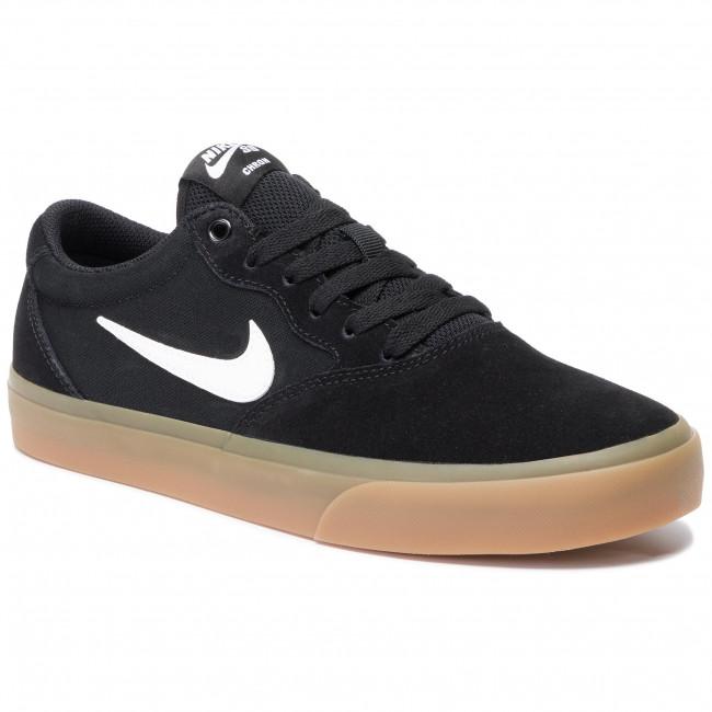 La stanza maggioranza finale  Shoes NIKE - Sb Chron Slr CD6278 006 Black/White/Black/Black - Sneakers -  Low shoes - Men's shoes | efootwear.eu