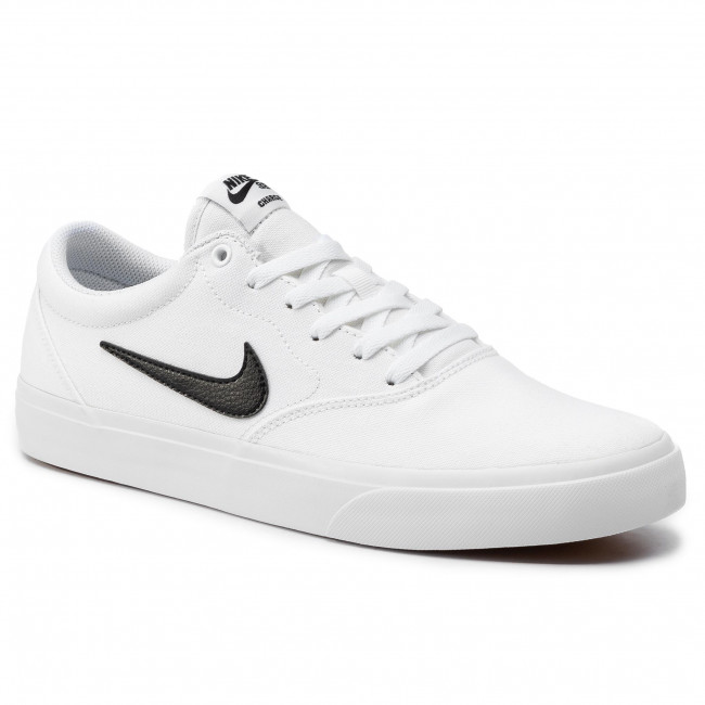 pecora vivere canale  Shoes NIKE - Sb Charge Slr Txt CD6279 101 White/Black/White - Sneakers -  Low shoes - Men's shoes | efootwear.eu