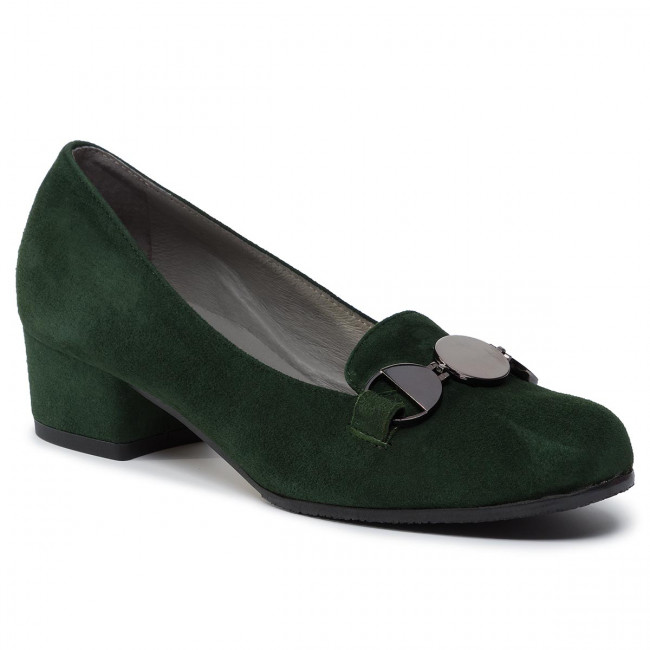 Shoes EKSBUT - 29-5777-N04-1G Green