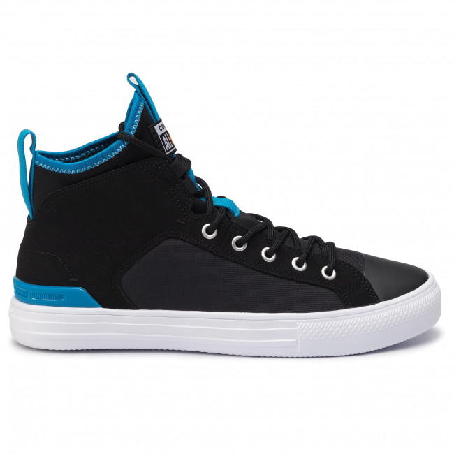 Sneakers CONVERSE Ctas Ultra Mid 165340C BlackImperial BlueWhite