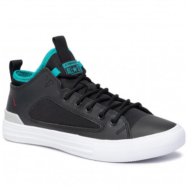 dostępność w Wielkiej Brytanii kod promocyjny oferować rabaty Sneakers CONVERSE - Ctas Ultra Ox 165343C Black/White/Turbo Green