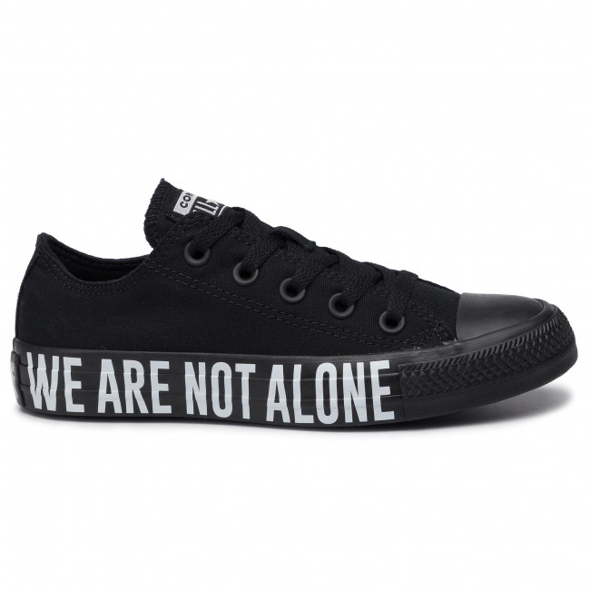 Sneakers CONVERSE Ctas Ox 165382C BlackWhiteBlack