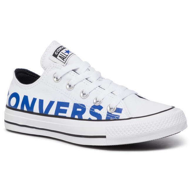 Shop Converse Womens CTAS OX Fashion Sneakers Knit Low Heel