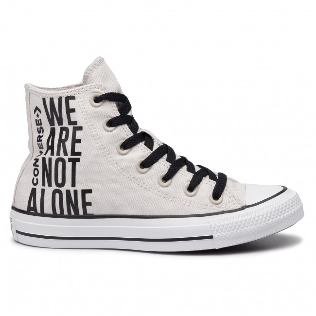 Sneakers CONVERSE Ctas Hi 165468C Pale PuttyBlackWhite
