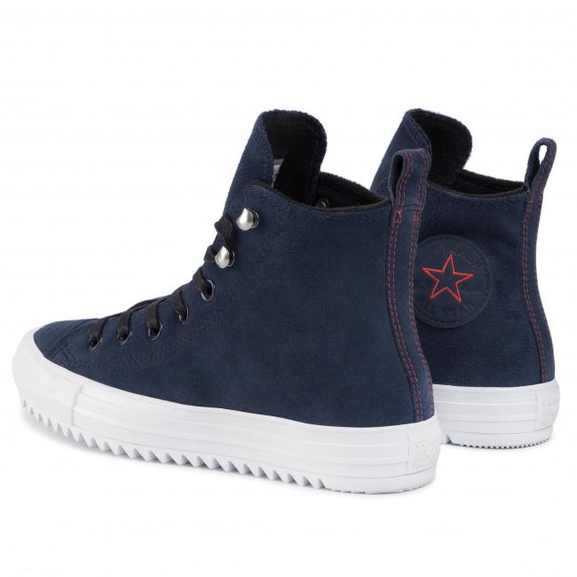 Sneakers CONVERSE Ctas Hiker Hi 565237C ObsidianWhiteBlack