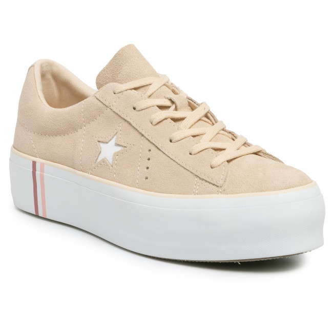 Sneakers CONVERSE One Star Platform Ox 565377C Light