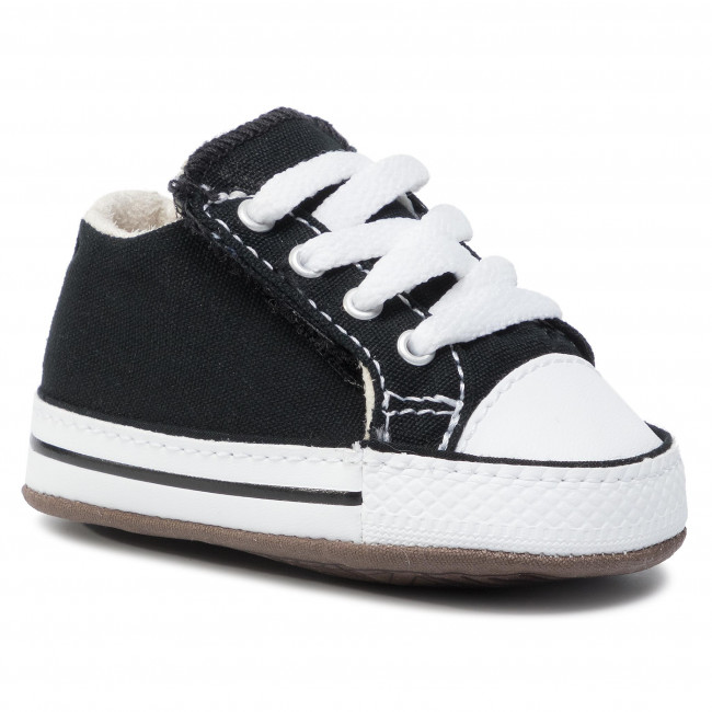 Plimsolls CONVERSE - Ctas Cribster Mid 865156C Black/Natural Invory/White
