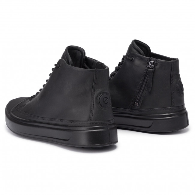 Sneakers ECCO Flexure T Cap M 50327401001 Black
