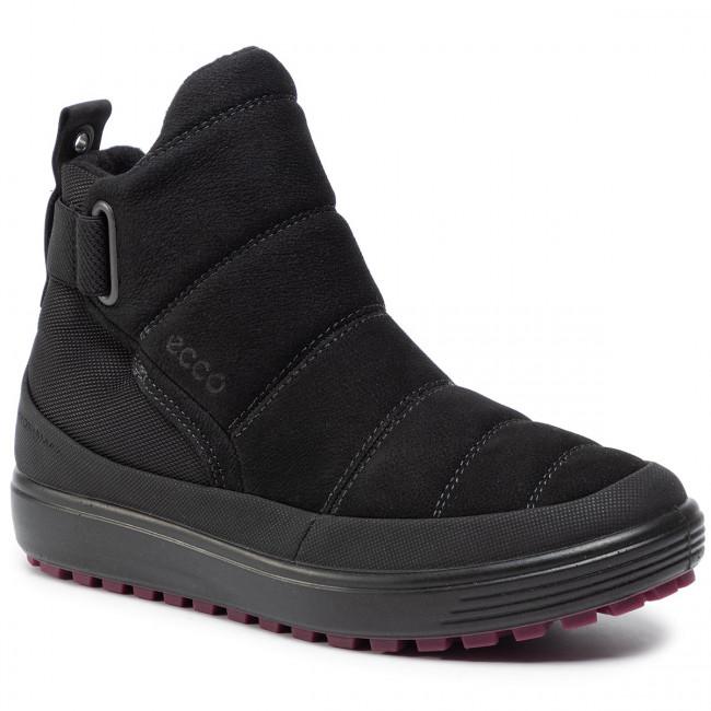 Boots ECCO Soft 7 Tred W 45024302001 Black