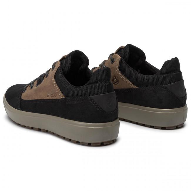 dae7b8d6 Shoes ECCO - Soft 7 Tred M 45025450597 Black/Navajo Brown
