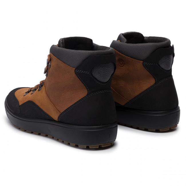 Boots ECCO Soft 7 Tred M GORE TEX 45026459200 BlackAmber