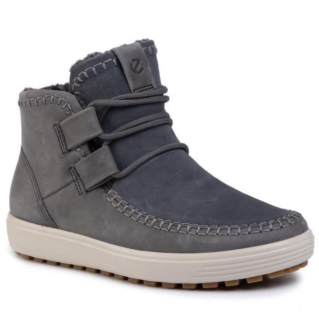 Boots ECCO Soft 7 Tred 45029352664 TitaniumTitanium