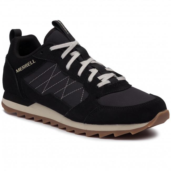 Shoes MERRELL - Alpine Sneaker 14 J16695 Black