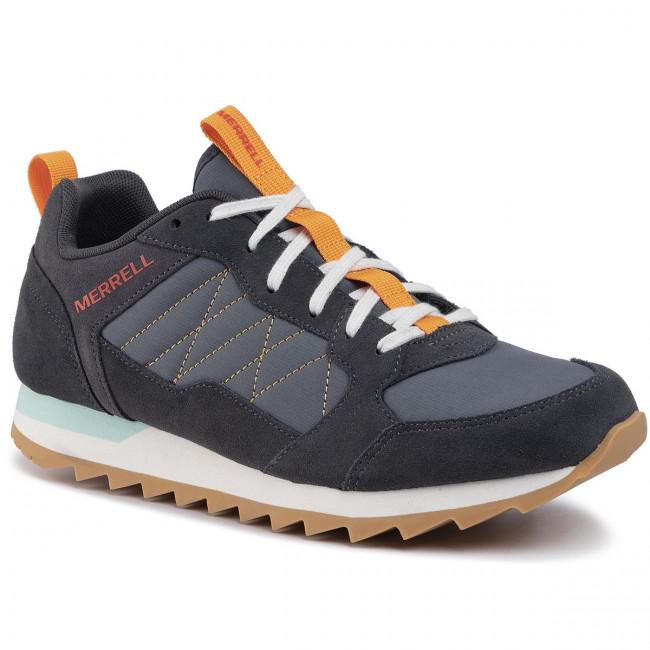 Shoes MERRELL - Alpine Sneaker 14 J16699  Ebony