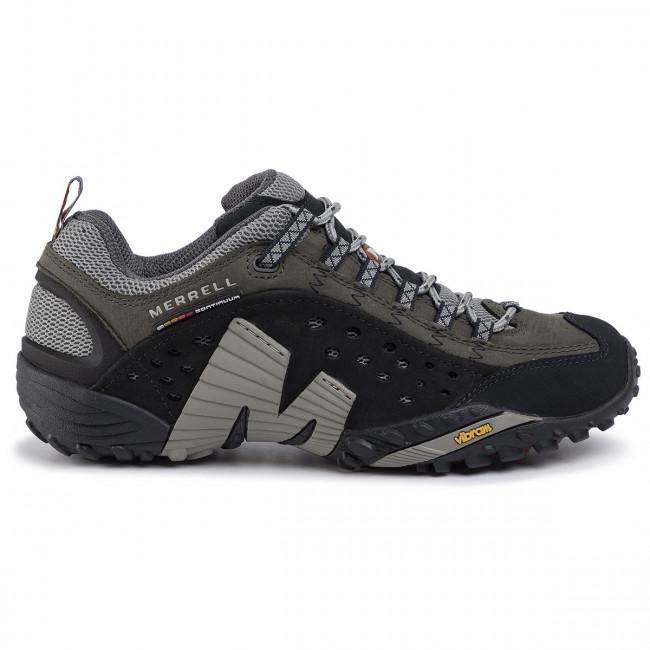 MERRELL Intercept J73785 Outdoor Hiking Trekking Athletic Trainers Shoes Mens