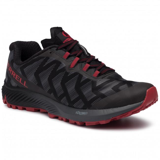 Shoes MERRELL - Agility Synthesis Flex J85767 Black/Cherry