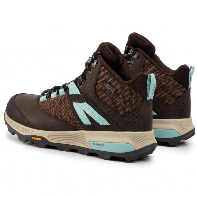 Zion Mid Wp J99624 Seal Brown