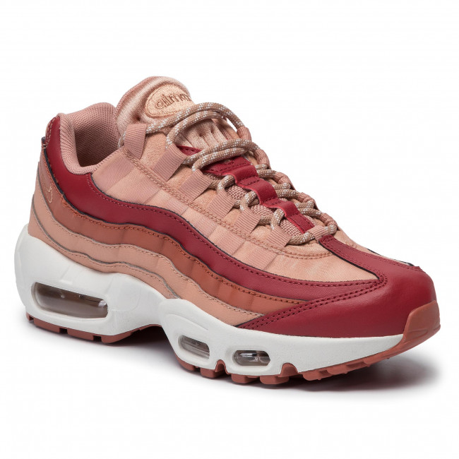 best website b8cf6 4a2fc Shoes NIKE - Air Max 95 307960 607 Team Crimson/Dusty Peach
