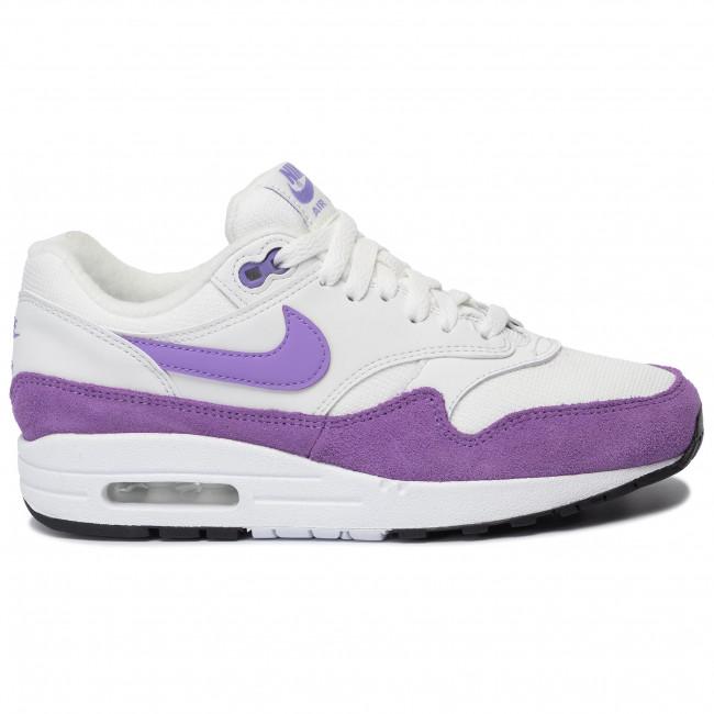 Shoes NIKE Air Max 1 319986 118 Summit WhiteAtomic Violet