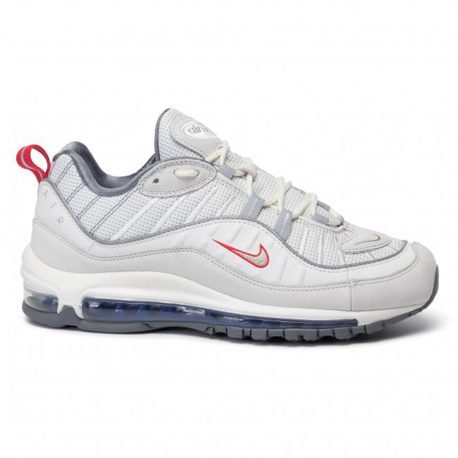 Shoes NIKE Air Max 98 CD1538 100 Summit WhiteMetallic Silver