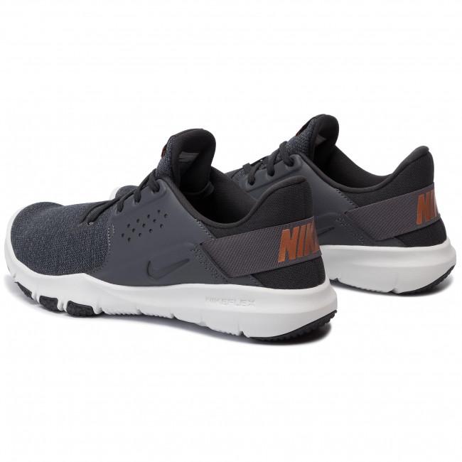 Shoes NIKE Flex Control Tr3 AJ5911 006 Off NoirMetallic Copper