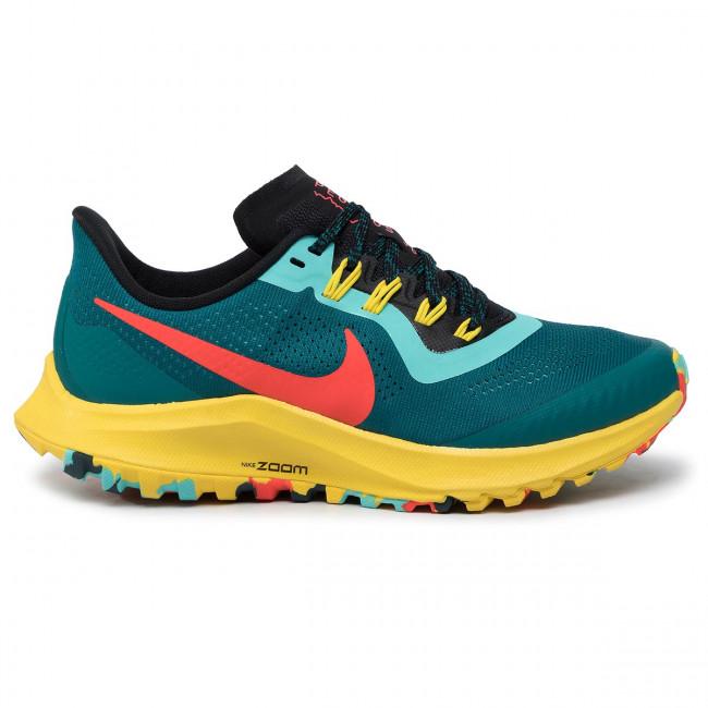 sélection premium 68861 dcaaa Shoes NIKE - Air Zoom Pegasus 36 Trail AR5676 301 Geode Teal/Bright Crimson