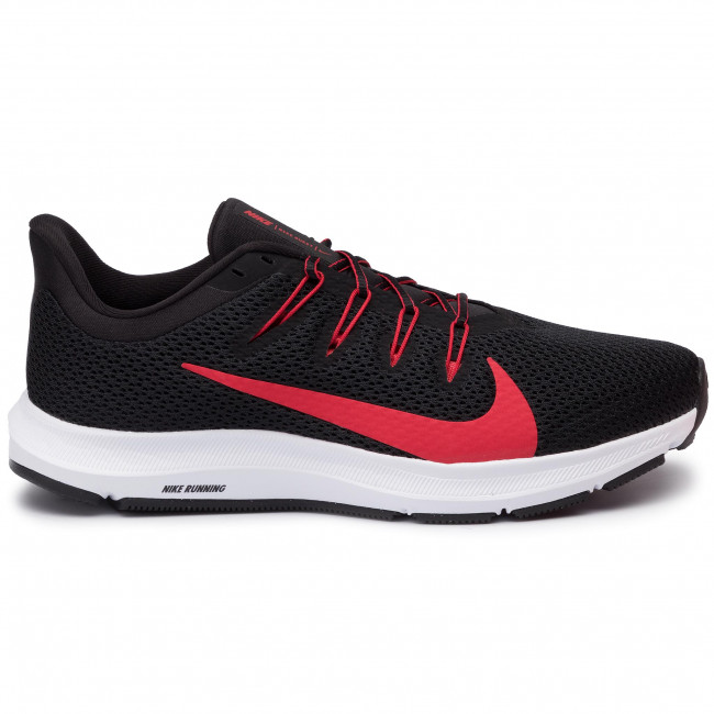 Shoes NIKE - Quest 2 CI3787 001 Black/University Red/White