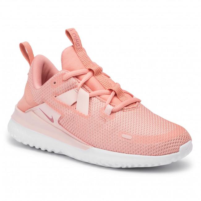 Shoes NIKE Renew Arena Spt CJ6027 600 Pink QuartzLight Redwood