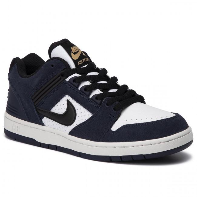 Nike SB Air Force II Low (Black White)
