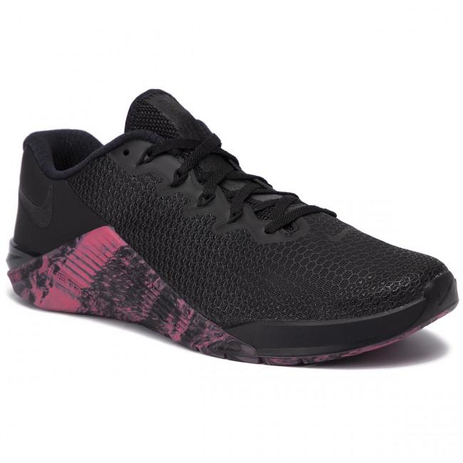último estilo bebé navegar por las últimas colecciones Shoes NIKE - Metcon 5 AQ1189 006 Black/Oil Grey/Sunset Pulse ...