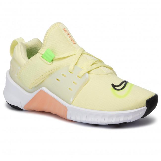 Shoes NIKE Free Metcon 2 Amp CI1753 301 Luminous GreenBlackWhite