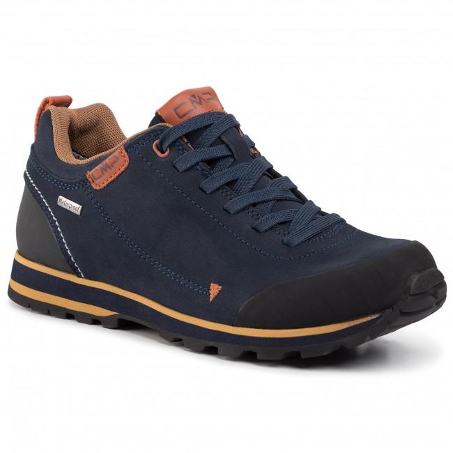 Trekker Boots CMP - Elettra Low Hiking Shoe Wp 38Q4617 Black Blue N950
