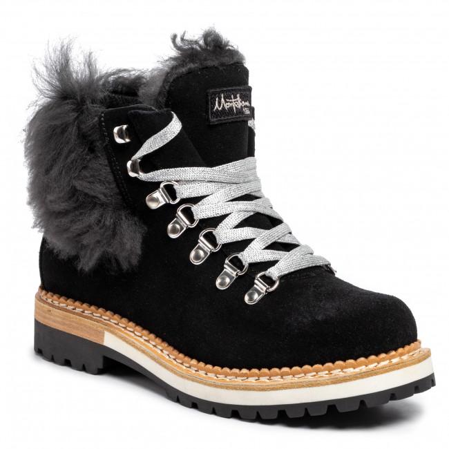 Hiking Boots MONTELLIANA Clara MNTL4 Black