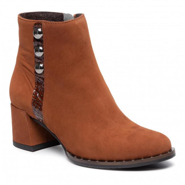 Boots NESSI - 18430 Koniak 914
