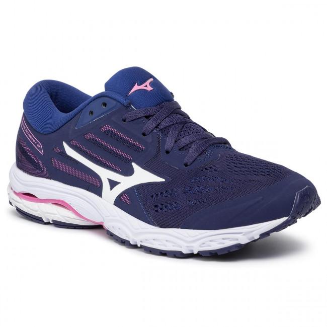 mens mizuno running shoes size 9.5 eu women' navy