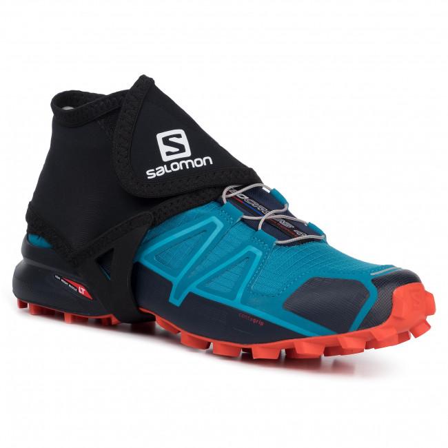 trail gaiters SALOMON Trail Gaiters Low L329166 Black ds0i5